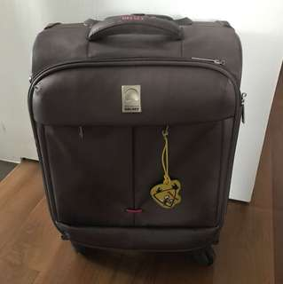 "Delsey cabin size 20"" baggage"