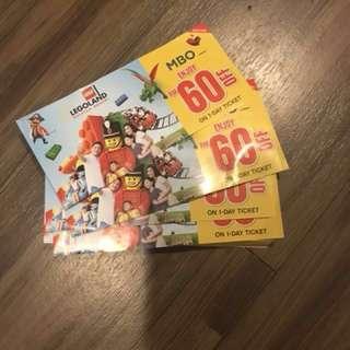 Legoland discount voucher