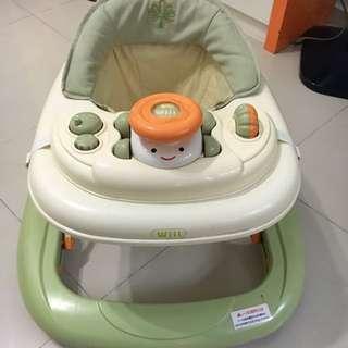 Preloved baby walker