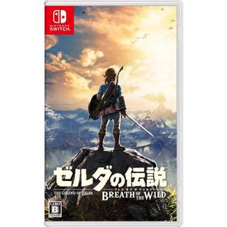 THE LEGEND OF ZELDA: BREATH OF THE WILD (JAPANESE)