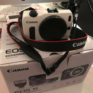 Canon EOS M body only