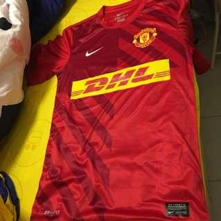 Manchester 球衣