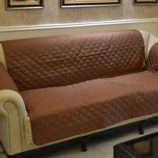 3 Seater and 1 Seater Sofa Seat Slipcover/Protector