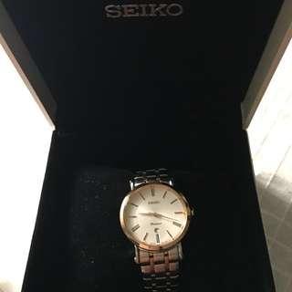 Seiko Premium Ladies Quartz watch - pre loved