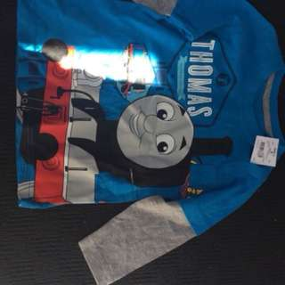 Thomas t-shirt size 4