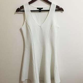 [Repriced!] Forever 21 - White Dress