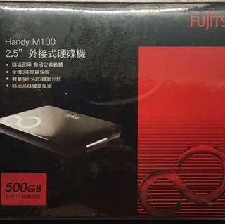 Fujitsu 2.5 寸外接式硬碟機