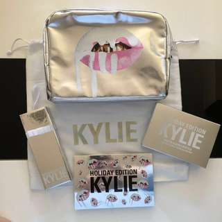Kylie holiday edition limited set