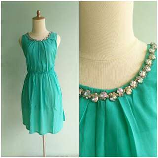 Crystal Dress cantik murah