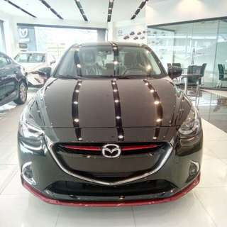 Mazda 2 premium midnight edition ipm 2018 with G vectoring control