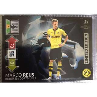 UEFA Champions League 12/13 Limited Editions #FlashSale11