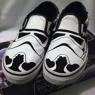 Vans Classic Slip-On StarWars Stormtrooper