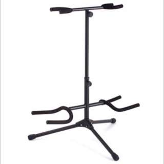 Hamilton Stage Pro KB420G Double Guitar Stand