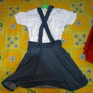 Atasan dan rok