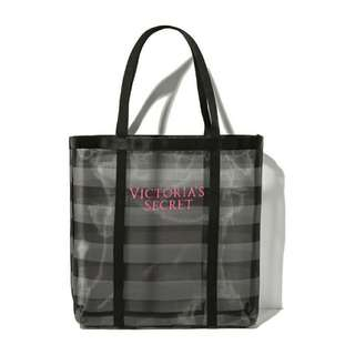 VICTORIA SECRET NET TOTE BAG #midnovember50