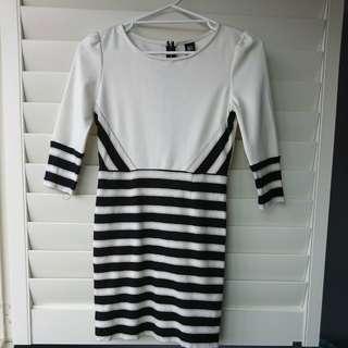 Corporate Bodycon Dress