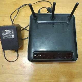 Belkin wireless N router model F5D8231-4
