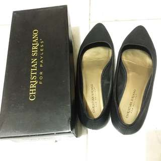 Preloved flat shoes christian siriano