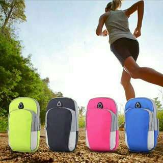 Running sport arm bag