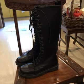 Forever 21 winter boots