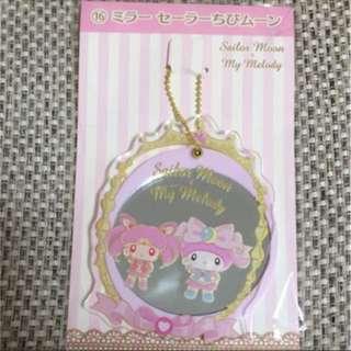 Sailormoon x my melody 日本7-11限定產品 💕  小小兔鏡款  豆丁兔