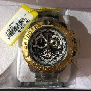 SALE‼️ Invicta Subaqua Two Tone Stainless Steel Men's Watch SRP $1000