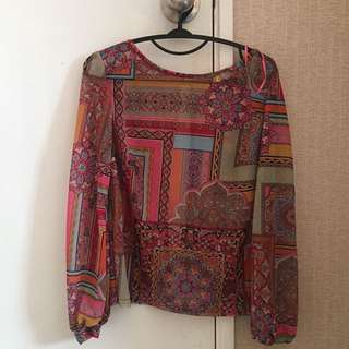 Multicolor Blouse by New Look