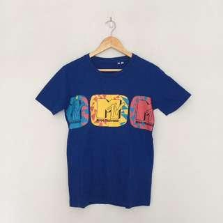 Uniqlo MTV T-Shirt