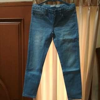 Celana Jeans Giordano size 26
