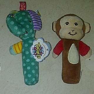 #jualmainananak rattle stick untuk bayi