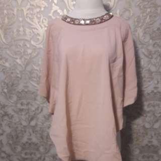 Cream blouse Ld.135