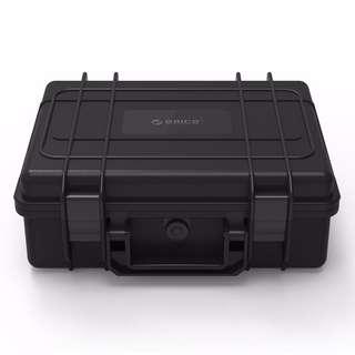 BNIB - ORICO Dual-bay 3.5 inch Hard Drive Protection Case (PSC-L2)