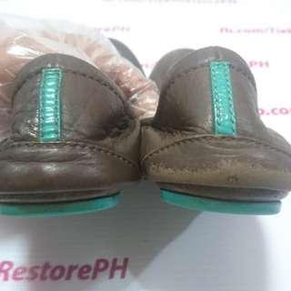 Tieks Chocoloate Brown Color Restoration