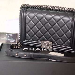Chanel boy medium 28 cm #19