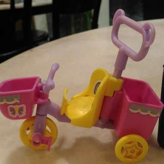Bicycle for doll