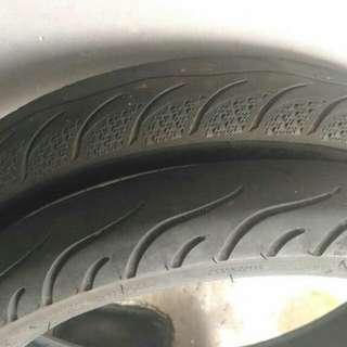 3 pcs tyre