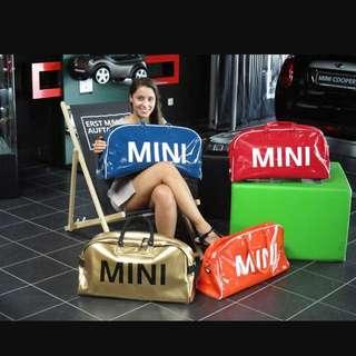 AUTHENTIC MINI cooper Duffle Bag