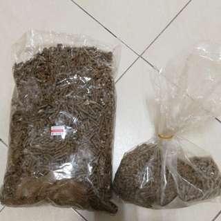 Rabbit food 3kg