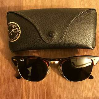 RayBan RB3016 Clubmaster 51•21