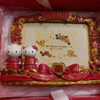 全新Hello Kitty 5R 結緍相架