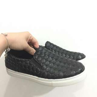 Slip On Bottega Look A Like