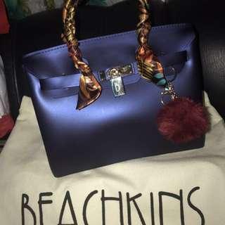 Beachkins (matte blue)
