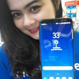 Samsung Galaxy S8 plus Kredit Tanpa CC MEGAFON MALL TAMAN ANGGREK