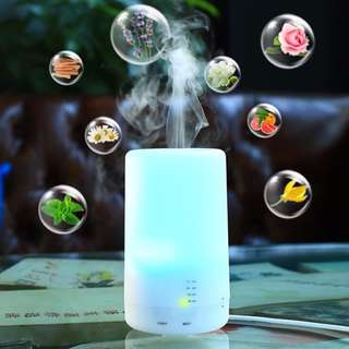 BNIB, MUJI 70ML AROMA ESSENTIAL OIL DIFFUSER, USB HUMIDIFIER, AIR PURIFIER. CHRISTMAS GIFTS & PRESENT, TREE