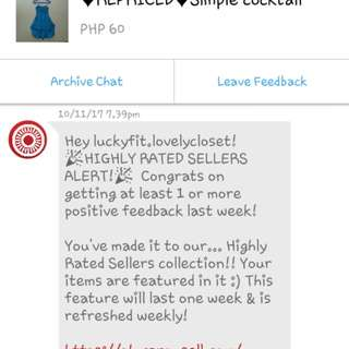 ♥2nd♥ Thank you Carousell
