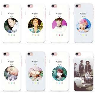 EXO Phone Case Designs #1