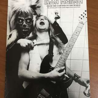 Iron Maiden Special Issue