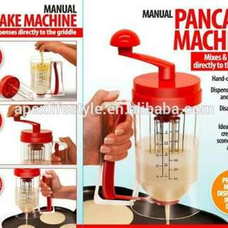 Pancake Machine💨