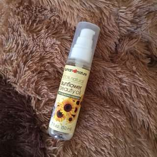 HUMAN❤️NATURE sunflower beauty oil