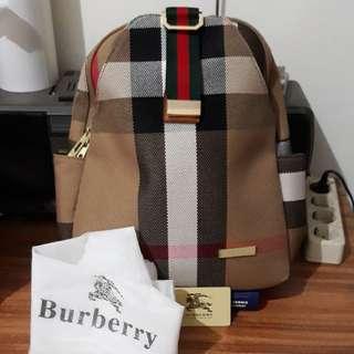 """Jual rugi tas """"BURBERRY"""" keren"""